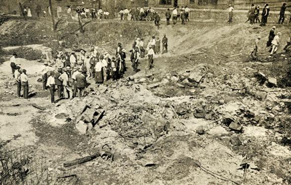 Look Back:  East St. Louis Race Riots, 1917